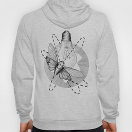 Moth to the Flame Hoody
