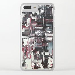 Abbey Clear iPhone Case
