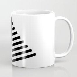 Pyramid Icon Logo Coffee Mug