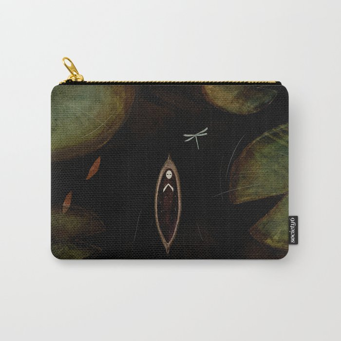 black lake Carry-All Pouch