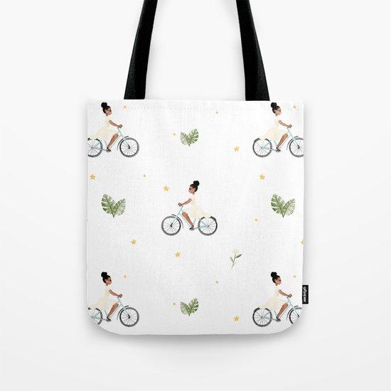 Bike Ride Pattern by vashtiharrison