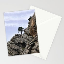 Tree on the Mount Stationery Cards