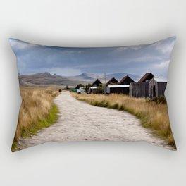 The Stanley track Rectangular Pillow
