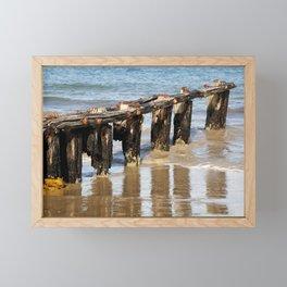 Sea Power Framed Mini Art Print