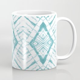 Dye Diamond Sea Salt Coffee Mug