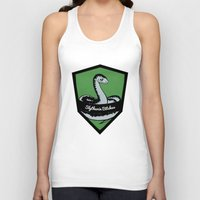 slytherin Tank Tops featuring Slytherin Bitches! by Emma Ehrling