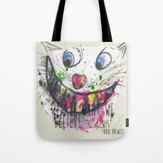 We Are What We Believe We Are Tote Bag