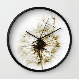 D A N D E L I O N  Wall Clock
