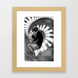 Tatemyuu Framed Art Print