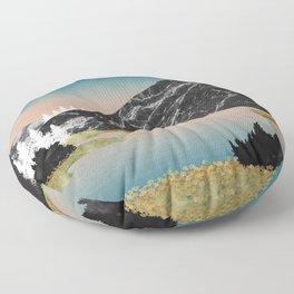 The Lake Floor Pillow
