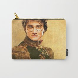Harry General Portrait Painting | Fan Art Carry-All Pouch