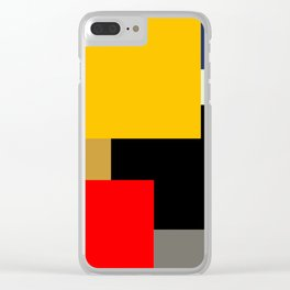 WARM Clear iPhone Case