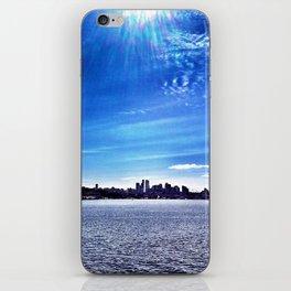 Seattle Lake Landscape iPhone Skin