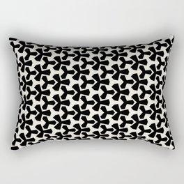 Van Klaveren Pattern Rectangular Pillow