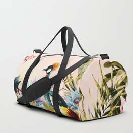 Landscapes of birds in paradise 2 Duffle Bag