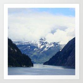 Alaskan Outdoors Art Print
