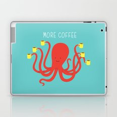 more coffee... Laptop & iPad Skin