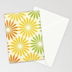 Zesty Burst Stationery Cards