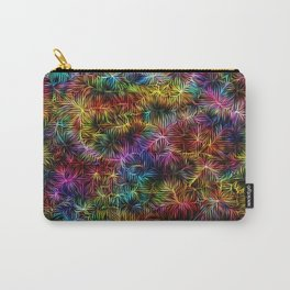 Rainbow Weaving Carry-All Pouch