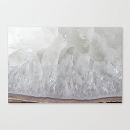 Crystalline 2 Canvas Print