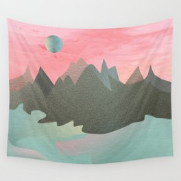 Once in a Blue Moon Wall Tapestry