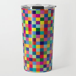 Geometric Pattern #5 Travel Mug