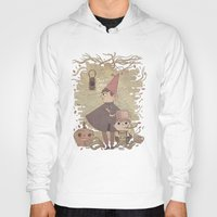 over the garden wall Hoodies featuring Over the Garden Wall by Hamish Steele