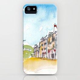 Mackinac Main Street Michigan iPhone Case