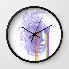 Lacryma Color 4 Wall Clock