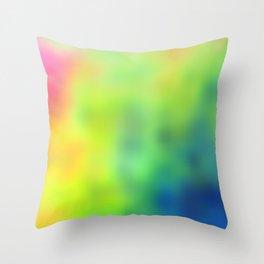 Tye Dye Throw Pillow