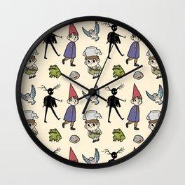 OTGW Pattern Wall Clock