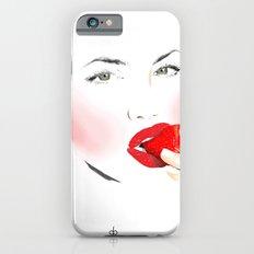 Strawberry Slim Case iPhone 6s