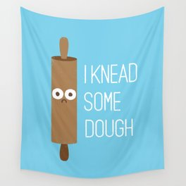 Short Bread Wall Tapestry