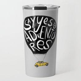 Adventures Travel Mug
