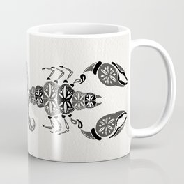 Black Scorpion Coffee Mug