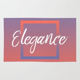 Elegance - Feelings series Rug