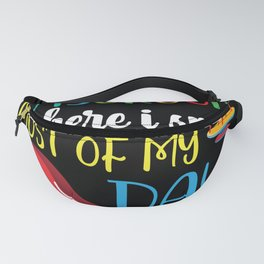 Funny Playground Parents Parenting Gift Fanny Pack