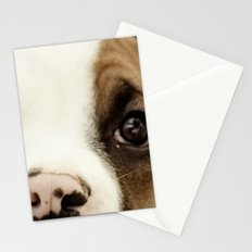 Boxer Nose Stationery Cards