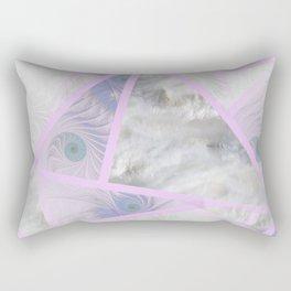 design in pastel tones -6b- Rectangular Pillow