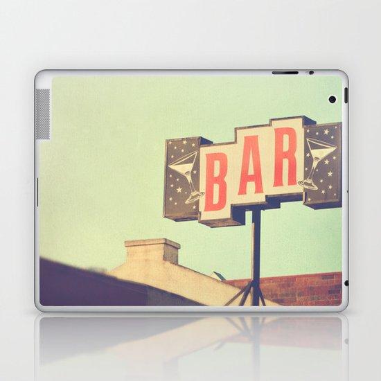 Bar. Los Angeles photograph Laptop & iPad Skin
