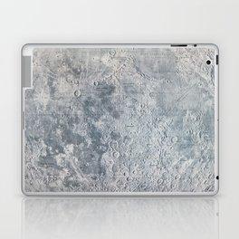 Vintage Lunar Moon Map, 1960s Laptop & iPad Skin