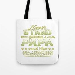 PAPA Tote Bag