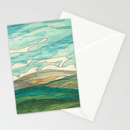 Mountains #23 Stationery Cards