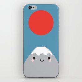 Mt Fuji iPhone Skin