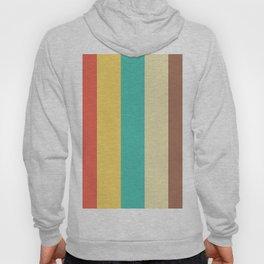 vintage stripes Hoody
