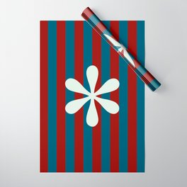 Asterisk Wrapping Paper