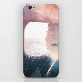 In the plane iPhone Skin