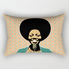 The Soul Diva Rectangular Pillow
