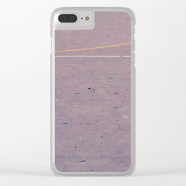 #174 Clear iPhone Case