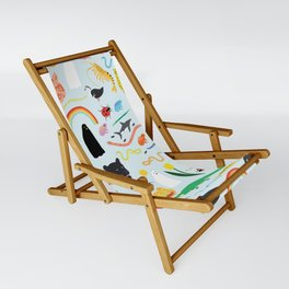 Everyone is Invited Sling Chair